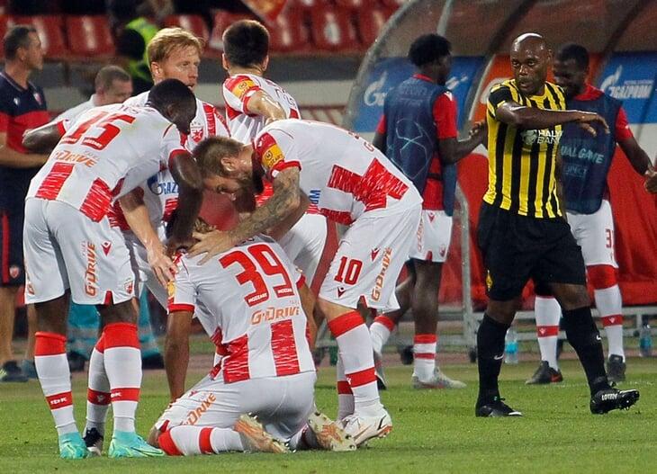 В ЛЧ уже огонь: ПСВ прибил «Галатасарай» (7:2 в двух матчах), «Селтик» вылетел, Вагнер Лав забил «Црвене»