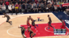 Garrett Temple hits the shot with time ticking down