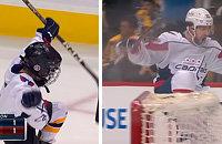 детский хоккей, Евгений Кузнецов, НХЛ, Вашингтон, видео