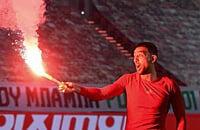 Олимпиакос, Панатинаикос, высшая лига Греция