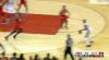 Jonas Valanciunas Blocks in Toronto Raptors vs. Denver Nuggets