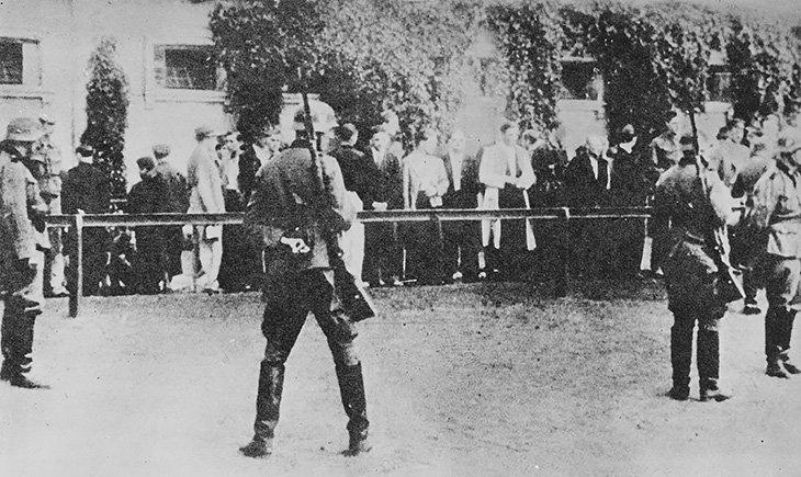 «Ролан Гаррос» был лагерем во время Второй мировой войны