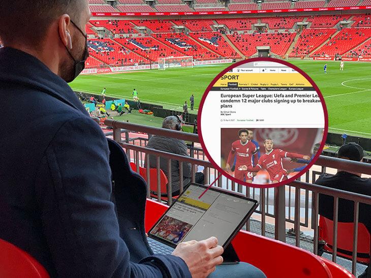 «Лестер» и «Саутгемптон» разыграли полуфинал Кубка Англии. Таким будет английский футбол при Суперлиге