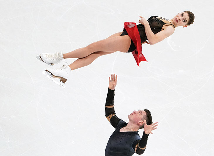 Бойкова и Козловский ошибались весь сезон, а сейчас лидируют на чемпионате мира. Помогла смена музыки: новую посоветовали фанаты