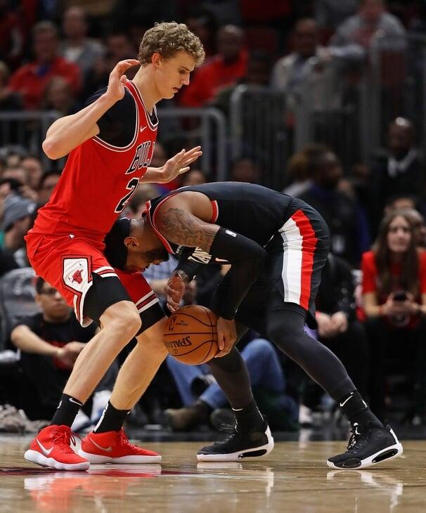 Кармело Энтони вернулся, и он хорош. Ветераны цепляются за последние шансы и не хотят покидать НБА