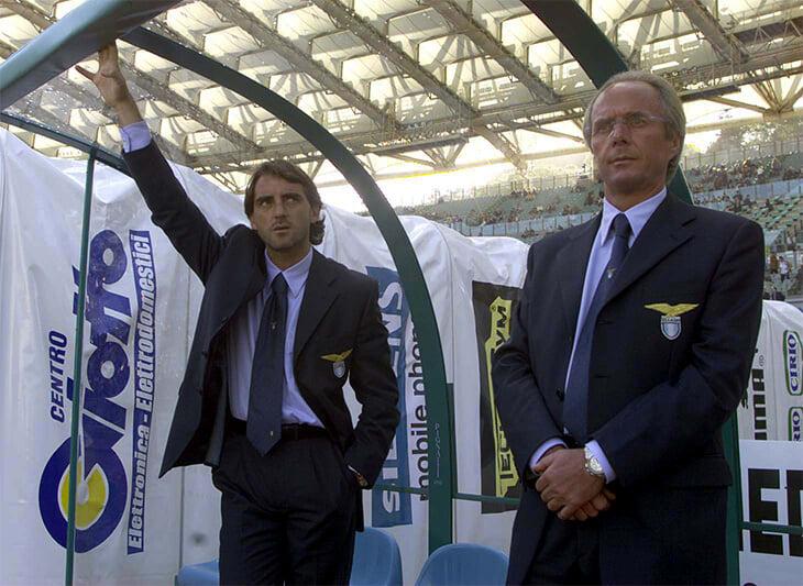 Вы знали, что Манчини возобновлял карьеру, чтобы поиграть за «Лестер»?