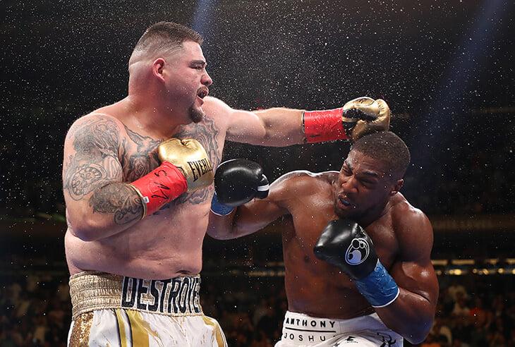 Руис против Джошуа – главный реванш года. Энтони получит 85 миллионов долларов, но у него сдают нервы