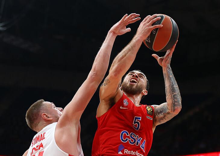 Для победы в Белграде ЦСКА потребовались сверхусилия. Даже сербы в шоке