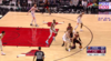 Coby White 3-pointers in Chicago Bulls vs. Phoenix Suns