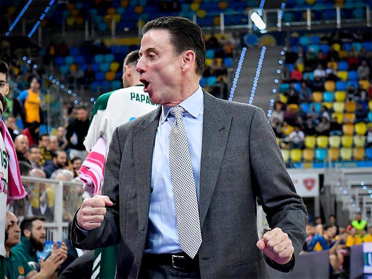NCAA, НБА, чемпионат Греции, Turkish Airlines EuroLeague, Рик Питино, Панатинаикос