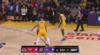 Danny Green 3-pointers in Los Angeles Lakers vs. New Orleans Pelicans