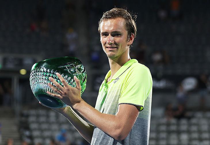 Даниил Медведев, ATP