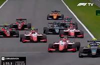 Формула-3, видео, Гран-при Италии, Монца, происшествия, Роберт Шварцман, ахахаха