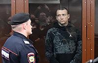 Кокорин и Мамаев в зале суда. Эти фото уже легендарны