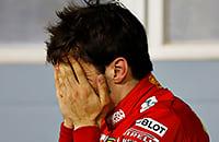 Трагедия «Феррари»: вторая гонка проиграна из-за двигателя, Феттеля снова развернуло