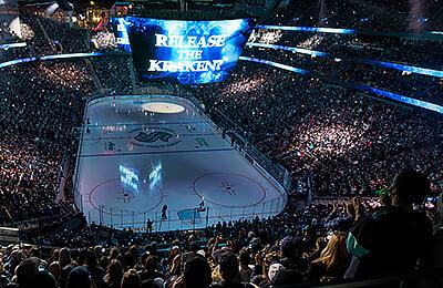 Винс Данн, Ванкувер, болельщики, фото, НХЛ, Сиэтл