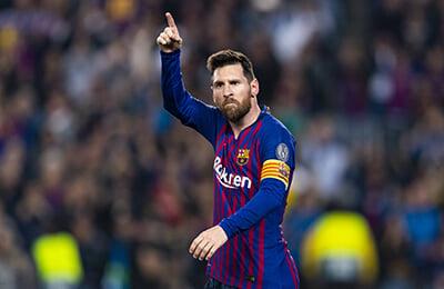 Барселона, Лионель Месси, Ла Лига, Лига чемпионов УЕФА, Жоан Лапорта, Хорхе Месси