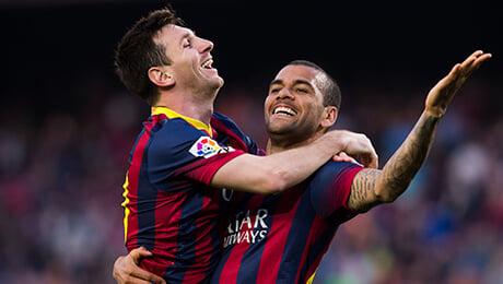 «Барселона» 2010-х – главные звезды снова вместе