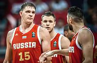 сборная Турции, Евробаскет-2017, сборная России