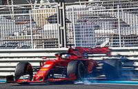 Формула-1, Гран-при Абу-Даби, Себастьян Феттель, видео, Феррари