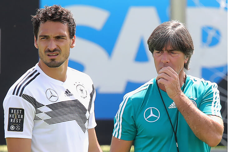 Мюллер и Хуммельс все-таки сыграют на Евро-2020. Лев два года их игнорировал, но в итоге сдался