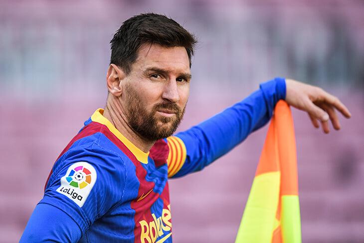 Почему Месси уходит из «Барселоны»? Или это часть новой войны с Ла Лигой?