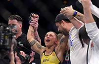 UFC, женские бои, Йоанна Енджейчик, Джессика Андраде, Роуз Намаюнас, UFC 237