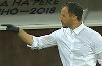 Жуткая истерика Тедеско в дерби: взорвался из-за пенальти, толкнул судью, стукнул экран ВАР