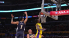 Julius Randle with the huge dunk!