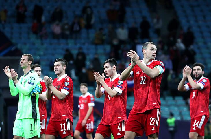 «Главное – чтобы теперь не говорили, что Словения не та». Дзюба, Черчесов и другие после победы