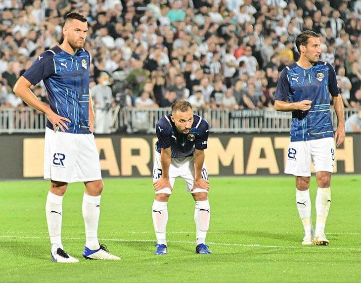 Кажется, нашим клубам нужен новый еврокубок – где точно не будет поражений. Мы уже выбрали участников