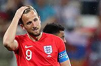 Кейн затащил Англию на 92-й минуте