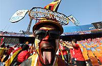 болельщики, Кубок Африки, фото