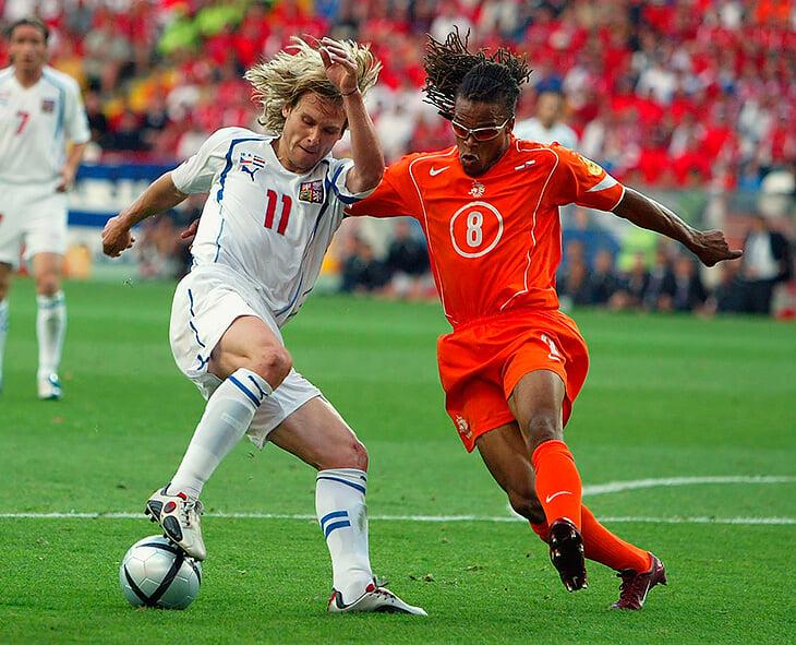 Нидерланды – Чехия на Евро-2004: самый яркий матч сборных в XXI веке