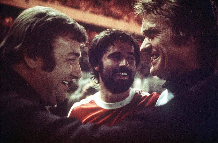 Величие Герда Мюллера – в памятных фото: победные голы в финалах ЧМ и Евро, рекордные 365 голов и 32 хет-трика