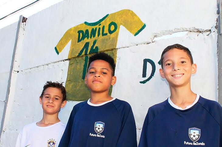 Данило – супермен года: спасает детей от улицы, бразильцев – от пандемии, а «Юве» – от проблем перестройки