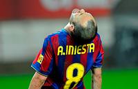 Барселона, ЧМ-2010, Андрес Иньеста, Сборная Испании по футболу, примера Испания
