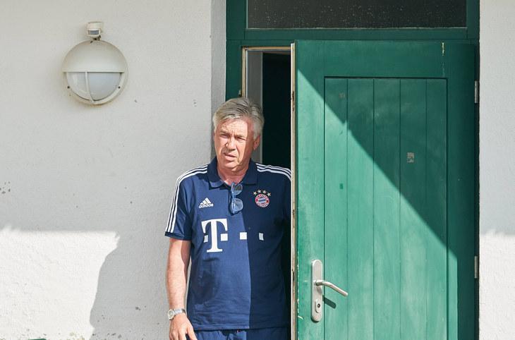 Анчелотти уволен из «Баварии». Замену уже нашли