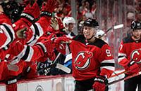 Два больших русских дебюта в НХЛ: у Гусева гол, у Самсонова три рикошета