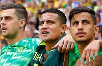 болельщики, ЧМ-2018, Сборная Австралии по футболу, Тим Кэйхилл