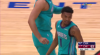 Malik Monk with 5 3-pointers  vs. Chicago Bulls