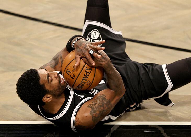 Кайри Ирвинг – самый странный игрок НБА: верит в плоскую Землю, отгоняет злых духов шалфеем и считает индейцев семьей. Его татуировки рассказывают еще больше