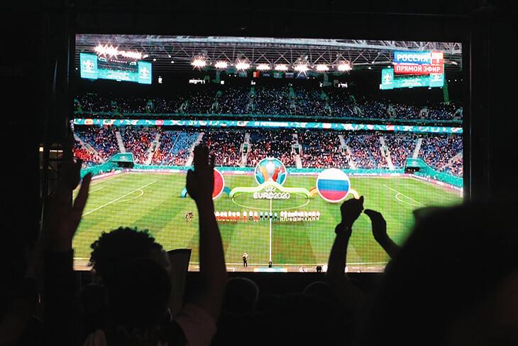 Евро-2020 смотрели только 3% жителей России, интерес к футболу после ЧМ упал в два раза: изучаем ТВ-рейтинги