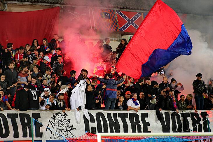 На Корсике не переваривают Францию и бьются за футбольную независимость. Сборная вместе с Реми Кабелла мечтает о чемпионате мира