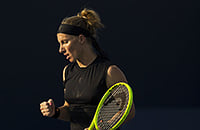 WTA, Каролина Плишкова, Western & Southern Open, Светлана Кузнецова