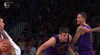 Big rejection by Ivica Zubac