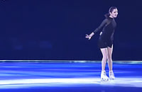 Стефан Ламбьель, Евгения Медведева, сборная России, женское катание
