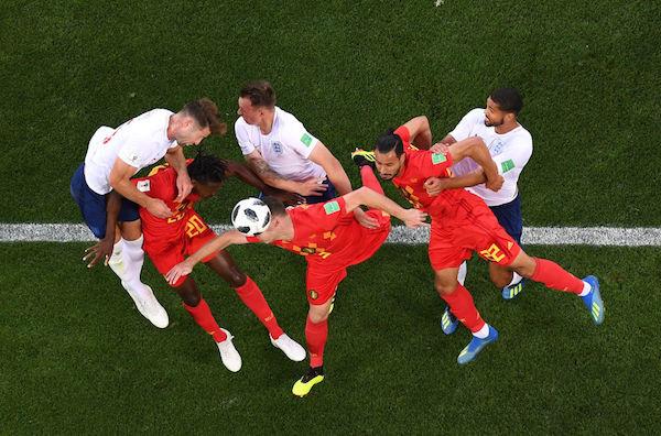 «Пари-Матч» считает Бельгию фаворитом в матче против англичан