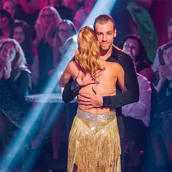 Габриэла Коукалова – сама страсть в танцах