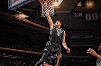 Нью-Йорк, видео, НБА, Милуоки, Яннис Адетокумбо, Тим Хардуэй-младший